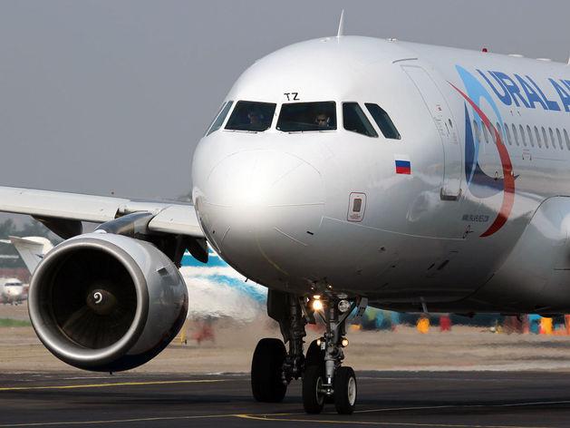 «Уральские авиалинии» возобновят рейсы Екатеринбург-Красноярск