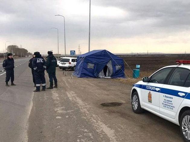 В Красноярском крае снимают карантинные кордоны на въездах в населенные пункты