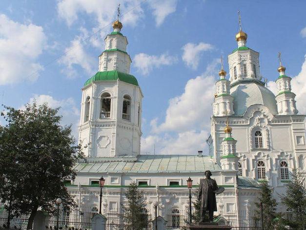 Покровскую церковь в центре Красноярска отреставрируют за 10 млн
