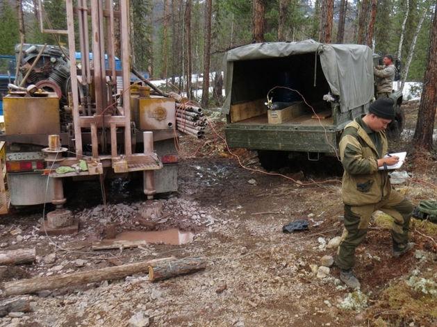 Красноярские ученые изучат медное месторождение в Туве