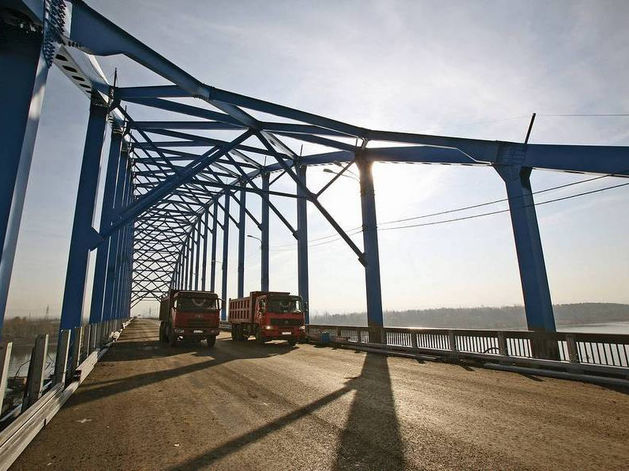 Высокогорский мост в Красноярском крае построят к осени 2023 года