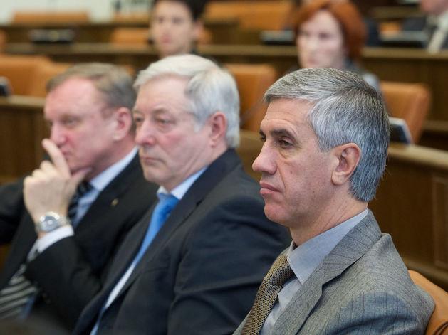 Анатолий Быков заявил о непричастности к руководству ОПГ