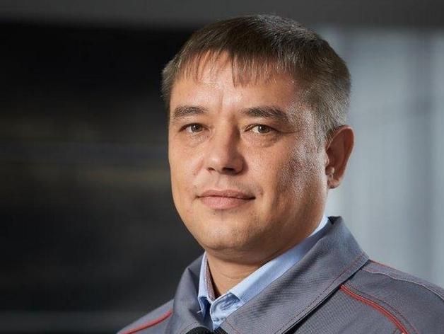Управляющий директор КрАЗа Евгений Курьянов