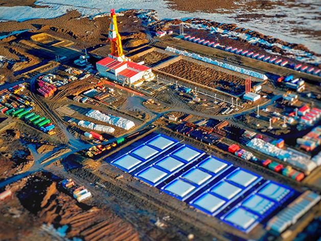 «Роснефть» анонсировала Новоогненное месторождение с запасами 20 млн тонн нефти