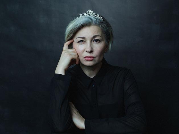 Красноярский фотограф Татьяна Вишневская предложила «подвешивать» фотосессии