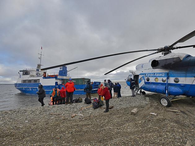 «Арктическому» туркластеру подобрали новый маршрут