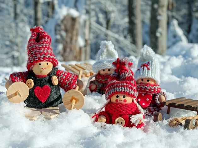 Красноярцы уже подготовили сани к зиме