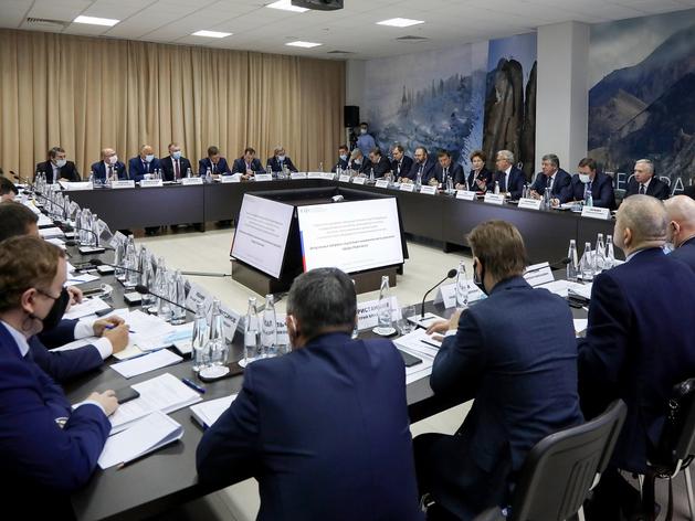 Российские сенаторы обсудили ситуацию в Норильске