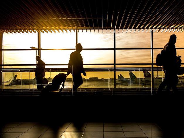 Международный аэропорт Красноярска перешел на зимнее расписание полетов