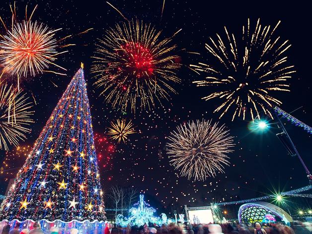 В Красноярске отменили новогодние гуляния