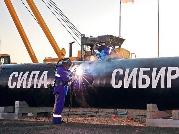 Магистральный газопровод даст возможность Красноярску расти вширь