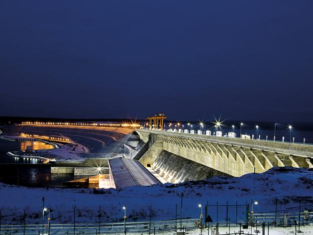 Стомиллиардный рубеж Богучанской ГЭС