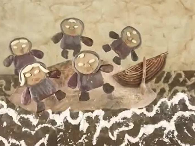 Археологи обнаружили в устье Енисея следы древних людей. Возможно, это народ сихиртя