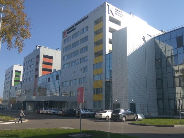 «Интерфакс» сообщил об обысках в краевой больнице