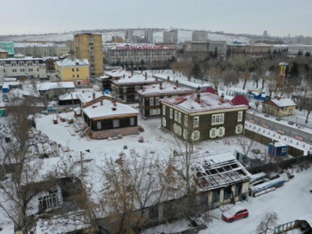 «Исторический квартал» Красноярска повысили до культурного наследия
