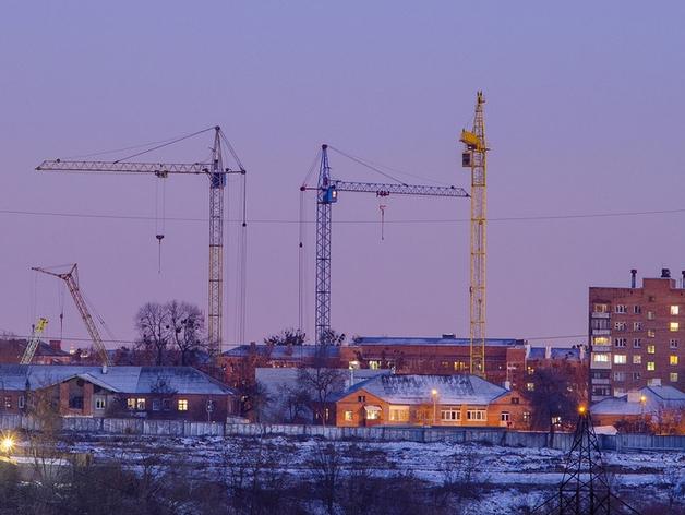 Больше половины домов в Красноярском крае строится с использованием эскроу-счетов