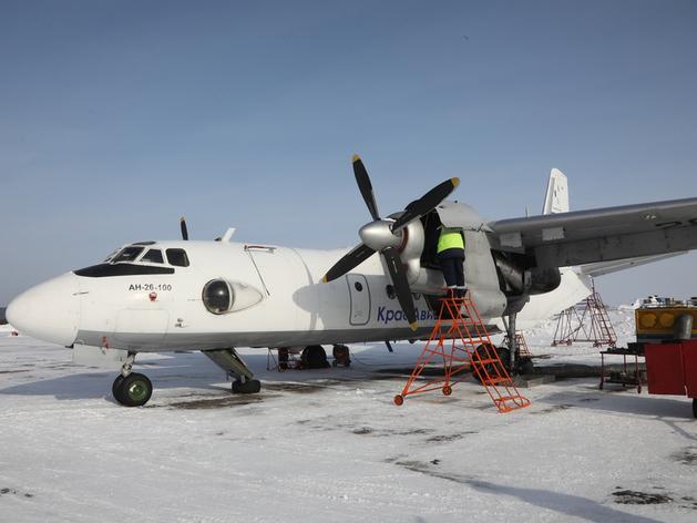 «КрасАвиа» увеличит число чартерных рейсов