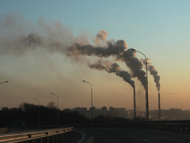 Красноярский край попал в антилидеры по загрязнению воздуха