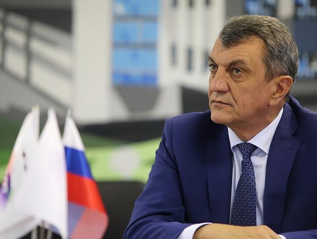 Меняйло назначен врио губернатора Северной Осетии