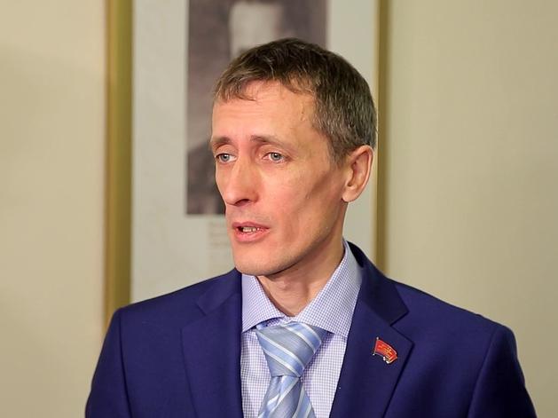 Алексей Кулеш, депутат ЗС Красноярского края, вице-спикер, председатель комитета по строительству и ЖКХ