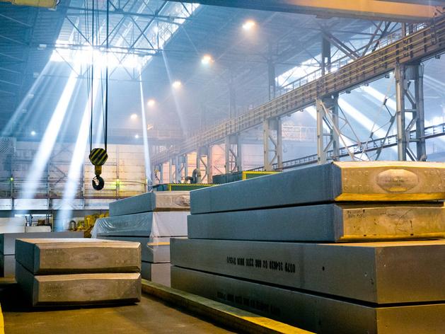 РУСАЛ наращивает производство сплавов