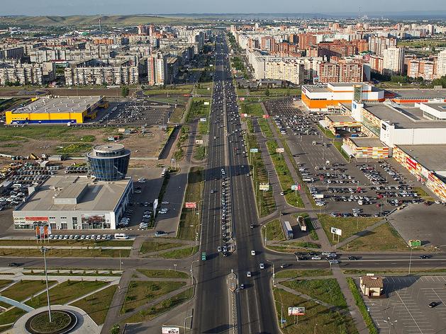 +17 — Красноярск ожидают теплые пасмурные выходные