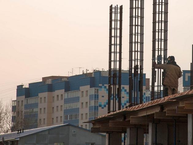 Красноярский край стал вторым в России по количеству строящихся многокомнатных квартир