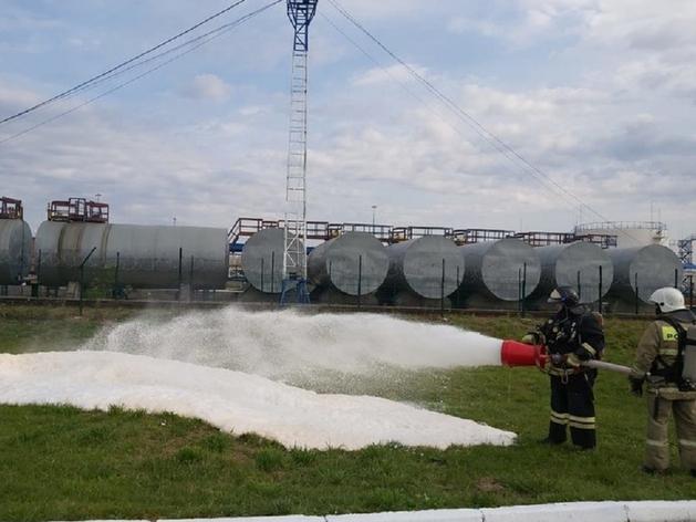Розлив топлива в Дудинке не причинил экологического ущерба