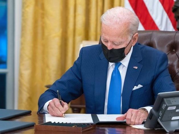Президент США Джо Байден опубликовал налоговую декларацию