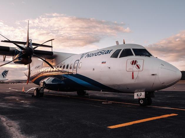 Nordstar назвали одной из лучших авиакомпаний России в 2020 году