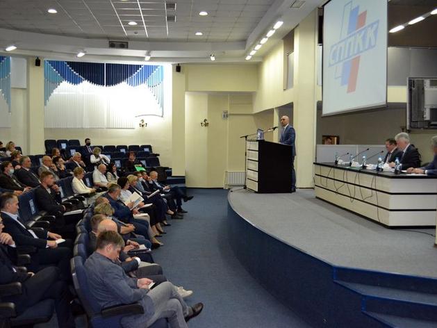 Союз промышленников и предпринимателей Красноярского края избрал нового председателя