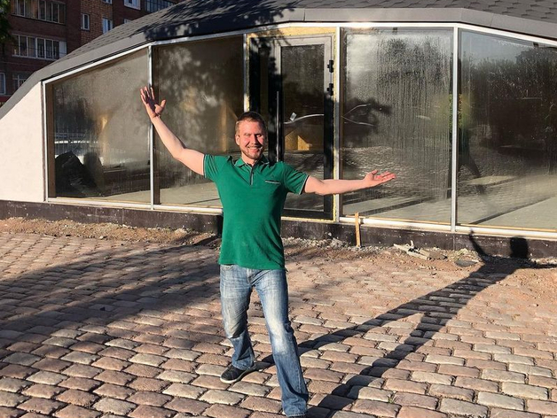 Евгений Пономарев откроет фуд-корт на Свободном