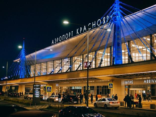 Пассажиропоток красноярского аэропорта практически вернулся к доковидному уровню