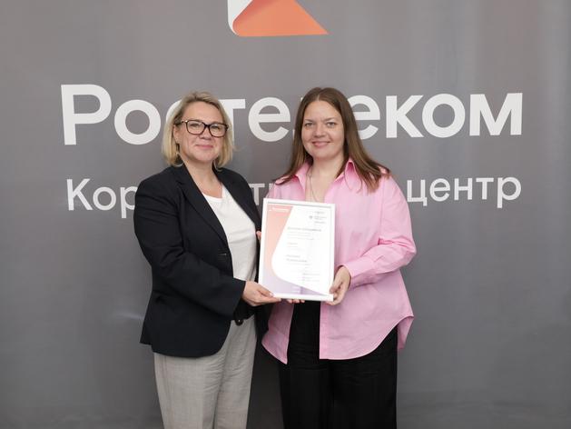 Автор «Делового квартала» вошла в тройку лучших телеком-журналистов России