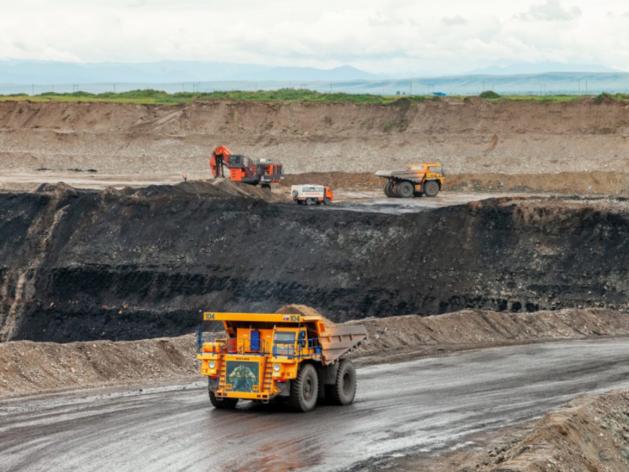 «Русский уголь» планирует удвоить добычу угля на одном из разрезов в Хакасии