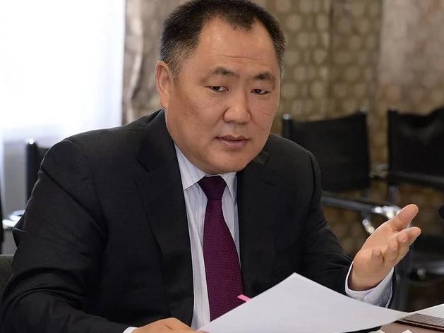Экс-глава Тувы стал топ-менеджером «РусГидро»
