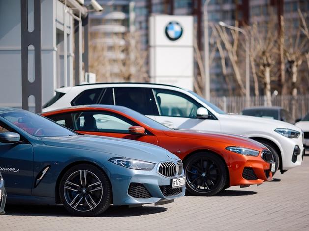 «Медведь Холдинг» заедет на алтайский рынок на BMW