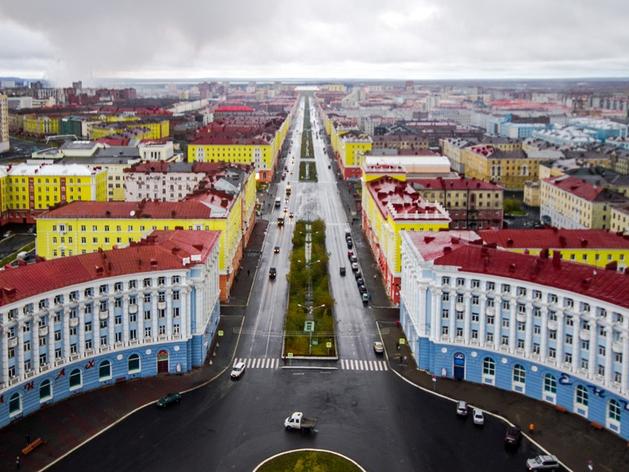 Город будущего в Арктике: стартовал конкурс на реновацию Норильска