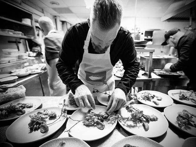 Бренд-шеф Tunguska презентует сибирскую кухню лучшему шефу России