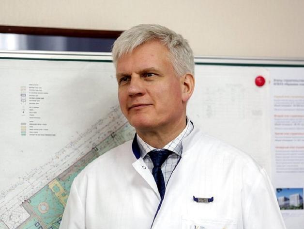 Егор Корчагин: «В приемном покое как в метро в час пик»