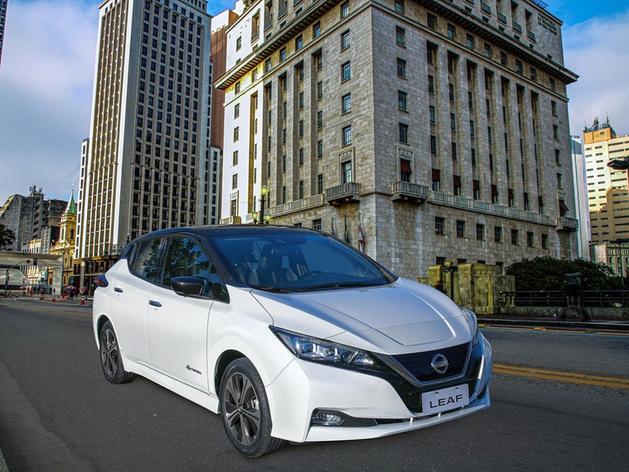 В Красноярске растут продажи электромобилей