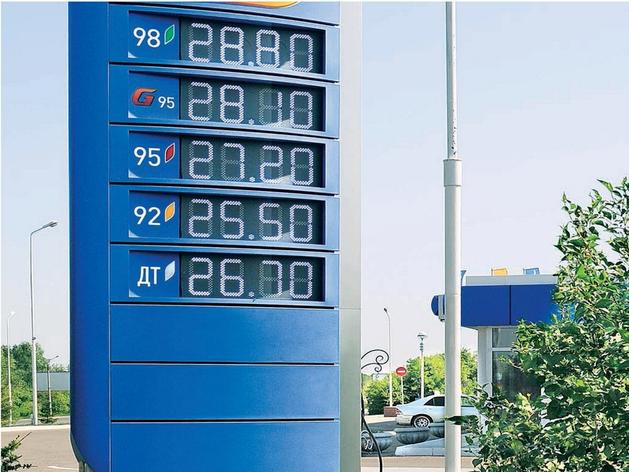 Бизнес просит власти стабилизировать цены на топливо