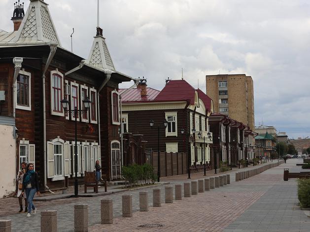 «Методом перебора»: взданиях Исторического квартала закончили реставрацию