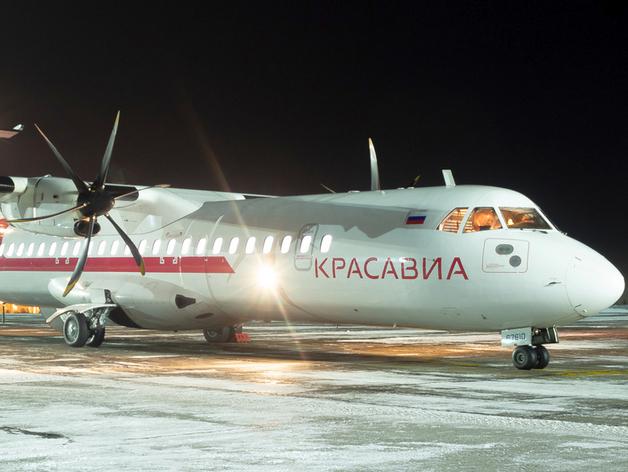 Компания «КрасАвиа» полетит из Красноярска в ХМАО