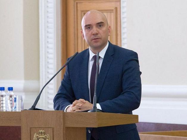 Егор Васильев, министр экономики и регионального развития Красноярского края