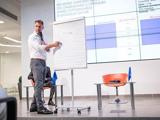 Конференция от финансовой группы «БКС»: рынок структурных продуктов в период пандемии