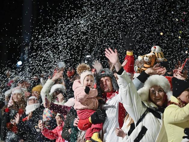 На съемки «Ёлок» пришли более 2 тысяч красноярцев