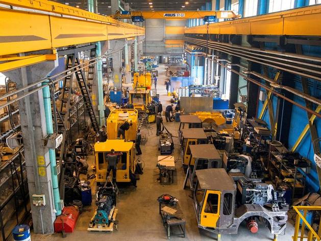 Под Красноярском построят машиностроительный завод