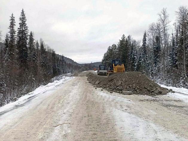 Красноярский край получит на ремонт дорог и установку камер 20 млрд рублей
