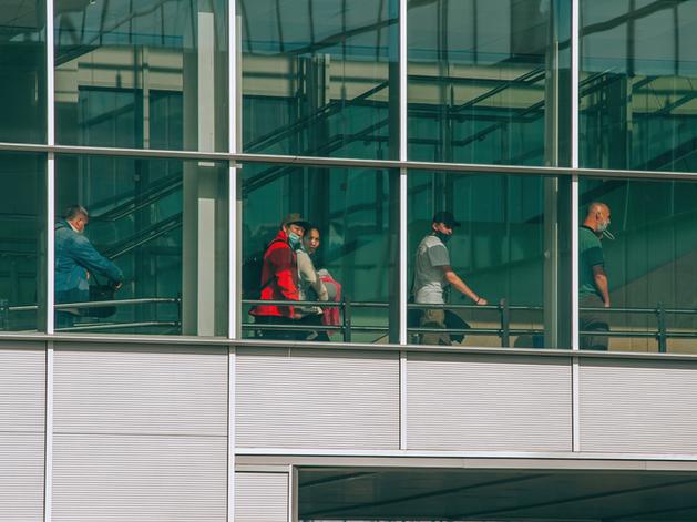 Пассажиропоток красноярского аэропорта вырос в 1,5 раза